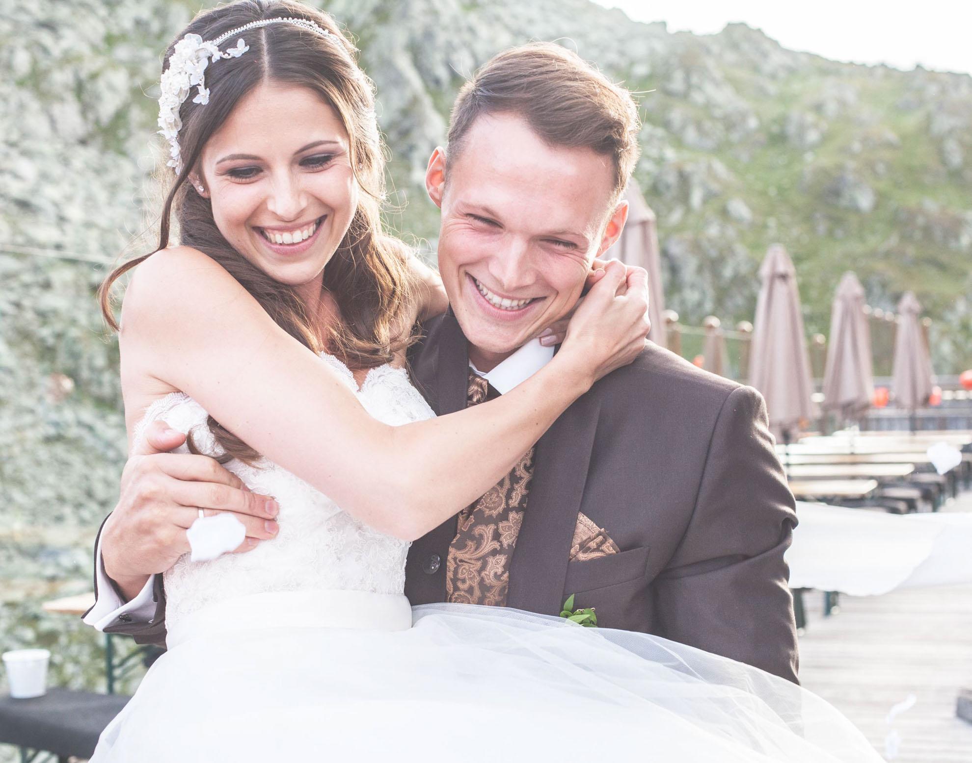 Fotos von Ihrer Heirat im Zillertal